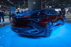 Έννοια ακρίβειας Acura στην επίδειξη στοκ εικόνες με δικαίωμα ελεύθερης χρήσης