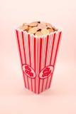 Έννοια δαπανών κινηματογράφων Στοκ φωτογραφία με δικαίωμα ελεύθερης χρήσης