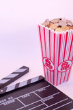 Έννοια δαπανών κινηματογράφων Στοκ εικόνες με δικαίωμα ελεύθερης χρήσης