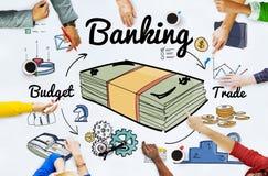 Έννοια αποταμίευσης οικονομίας χρημάτων κατάθεσης οικονομική Στοκ εικόνα με δικαίωμα ελεύθερης χρήσης