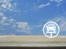 Έννοια αυτοκινήτων επιχειρησιακής επισκευής στοκ εικόνα με δικαίωμα ελεύθερης χρήσης
