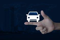 Έννοια αυτοκινήτων ταξί υπηρεσίας επιχείρησης, στοιχεία των furnis αυτής της εικόνας Στοκ εικόνες με δικαίωμα ελεύθερης χρήσης