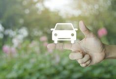 Έννοια αυτοκινήτων ταξί υπηρεσίας επιχείρησης Στοκ φωτογραφία με δικαίωμα ελεύθερης χρήσης