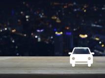 Έννοια αυτοκινήτων υπηρεσίας επιχείρησης Στοκ εικόνες με δικαίωμα ελεύθερης χρήσης