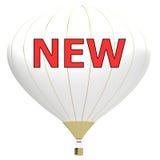 Έννοια αφισών πώλησης με την έκπτωση τοις εκατό τρισδιάστατο έμβλημα απεικόνισης με το μπαλόνι αέρα Σχέδιο για το έμβλημα, το ιπτ Στοκ Φωτογραφία