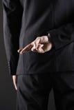 Έννοια για την απιστία ή την απάτη στοκ εικόνες