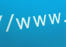 Έννοια Διαδικτύου Στοκ εικόνες με δικαίωμα ελεύθερης χρήσης