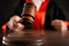 Έννοια δικαιοσύνης και νόμου Στοκ φωτογραφία με δικαίωμα ελεύθερης χρήσης