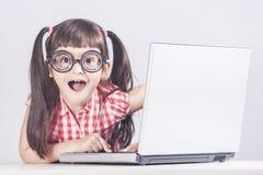 Έννοια εκπαίδευσης και τεχνολογίας Στοκ Εικόνες