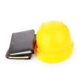 Έννοια εκπαίδευσης Οικοδομικής Βιομηχανίας Στοκ φωτογραφία με δικαίωμα ελεύθερης χρήσης