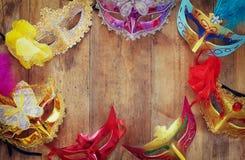 Έννοια εορτασμού Purim (εβραϊκές διακοπές καρναβαλιού) Εκλεκτική εστίαση στοκ εικόνες