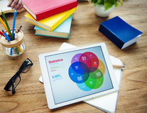 Έννοια επαγγέλματος εκπαίδευσης επιχειρησιακής ακατάστατη δημιουργική στρατηγικής Στοκ Φωτογραφίες