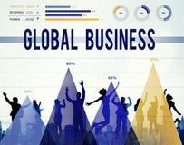Έννοια επιτεύγματος νίκης ενθουσιασμού επιτυχίας επιχειρηματιών Στοκ Εικόνες