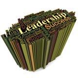 Έννοια ηγεσίας Στοκ εικόνα με δικαίωμα ελεύθερης χρήσης