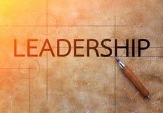 Έννοια ηγεσίας jpg Στοκ εικόνες με δικαίωμα ελεύθερης χρήσης