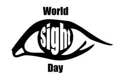 Έννοια ημέρας παγκόσμιας θέας Στοκ εικόνα με δικαίωμα ελεύθερης χρήσης