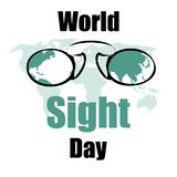 Έννοια ημέρας παγκόσμιας θέας Στοκ εικόνες με δικαίωμα ελεύθερης χρήσης