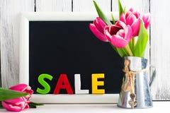 Έννοια θερινών πωλήσεων Στοκ Εικόνες