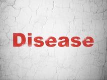 Έννοια ιατρικής: Ασθένεια στο υπόβαθρο τοίχων ελεύθερη απεικόνιση δικαιώματος