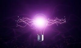 Έννοια ιδέας και καινοτομίας ελεύθερη απεικόνιση δικαιώματος
