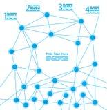 Έννοια δικτύων Στοκ Φωτογραφίες