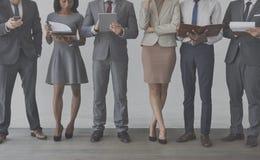 Έννοια διοικητικών γραφείων επιχειρηματιών επιχειρηματιών στοκ εικόνες με δικαίωμα ελεύθερης χρήσης