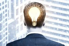 Έννοια ιδέας και καινοτομίας διανυσματική απεικόνιση