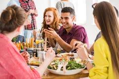 Έννοια κομμάτων τροφίμων Vegan Στοκ Εικόνες
