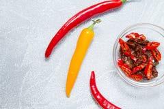 Έννοια μαγειρέματος - σύνολο υγιών προϊόντων στοκ φωτογραφίες