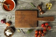 Έννοια μαγειρέματος Στοκ φωτογραφίες με δικαίωμα ελεύθερης χρήσης