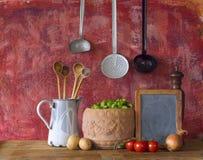 Έννοια μαγειρέματος Στοκ Εικόνες