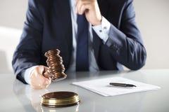 Έννοια νόμου και επιχειρήσεων Στοκ φωτογραφίες με δικαίωμα ελεύθερης χρήσης