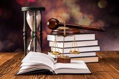 Έννοια νόμου Στοκ εικόνα με δικαίωμα ελεύθερης χρήσης