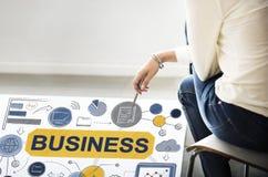 Έννοια ξεκινήματος επιχειρησιακής στρατηγικής Success Growth Company στοκ εικόνα με δικαίωμα ελεύθερης χρήσης