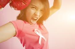 Έννοια πάλης γυναικών στοκ εικόνες