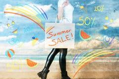 Έννοια πωλήσεων Στοκ Εικόνες