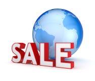 Έννοια πώλησης. απεικόνιση αποθεμάτων