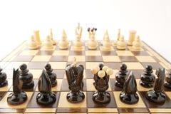 έννοια σκακιού Στοκ Φωτογραφίες