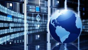 Έννοια τεχνολογίας πληροφοριών ελεύθερη απεικόνιση δικαιώματος