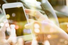 Έννοια τεχνολογίας επικοινωνιών Στοκ φωτογραφία με δικαίωμα ελεύθερης χρήσης