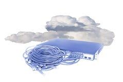 Έννοια τεχνολογίας δικτύων Στοκ φωτογραφία με δικαίωμα ελεύθερης χρήσης