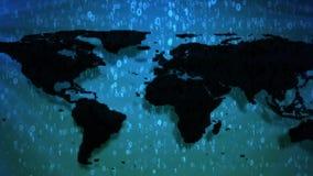 Έννοια της πληροφορικοποίησης του ψηφιακού κόσμου ελεύθερη απεικόνιση δικαιώματος