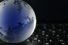 Έννοια της σκοτεινής πλευράς Διαδίκτυο Λογοκρισία σε Διαδίκτυο Στοκ φωτογραφίες με δικαίωμα ελεύθερης χρήσης