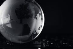 Έννοια της σκοτεινής πλευράς Διαδίκτυο Λογοκρισία σε Διαδίκτυο Στοκ Εικόνα