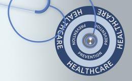 Έννοια της υγείας και της ιατρικής Στοκ φωτογραφία με δικαίωμα ελεύθερης χρήσης