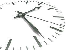 Έννοια του χρόνου Στοκ Εικόνες