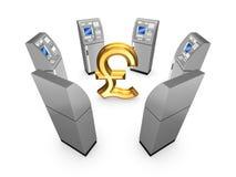 Έννοια του ATM. Στοκ εικόνες με δικαίωμα ελεύθερης χρήσης