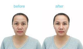 Έννοια του makeup στοκ φωτογραφία