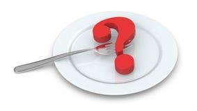 Έννοια των ανθυγειινών τροφίμων ελεύθερη απεικόνιση δικαιώματος