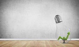 Έννοια των αποτελεσματικών καινοτομιών μάρκετινγκ Στοκ Εικόνες